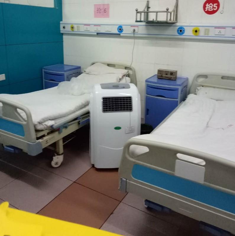 病房移动式医用空气消毒机